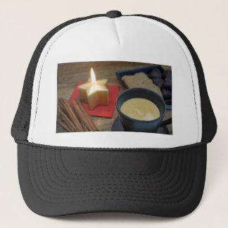 67-XMAS16-22-8180 TRUCKER HAT