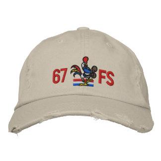 67FS Golf Hat with Callsign