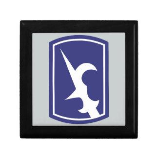 67th Battlefield Survellance Brigade Jewelry Box