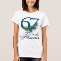 67th Birthday Shirts