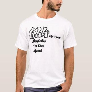 684 - Plain, Ulavale To Da Max!, Grown! T-Shirt