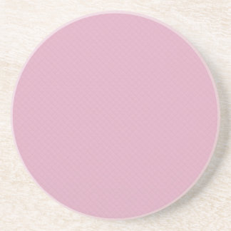 6857_solid-paper-pillowed-pink SOLID PINK PILLOWED Drink Coaster