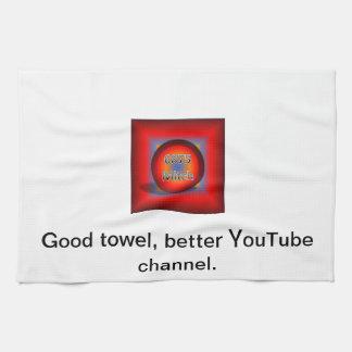 6875Mitch Logo Towel