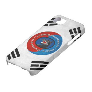 [68] 13th SF BDE Patch Special Edition iPhone SE/5/5s Case