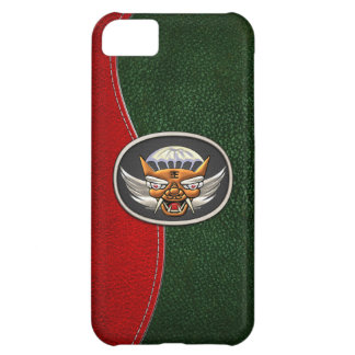 [68] 9th SF BDE Patch Case For iPhone 5C