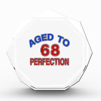 68 Aged To Perfection Acrylic Award