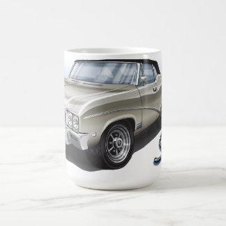 68 Buick Skylark en blanco ártico Tazas