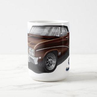 68 Buick Skylark en bronce Taza De Café