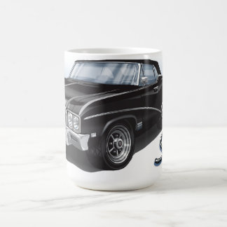 68 Buick Skylark en negro Taza De Café