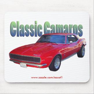68' Camaro Mouse Pad