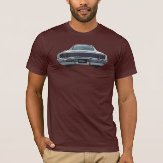 '68 Charger rear view t-shirt