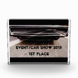 '68 Dodge Charger Car Show Award