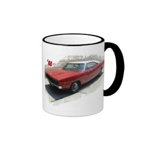 ' 68 Dodge Charger Mug