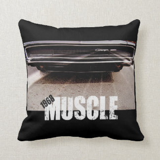 '68 Dodge Charger Pillow