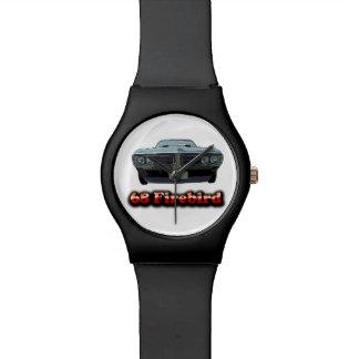 68 Firebird Black May28th Watch