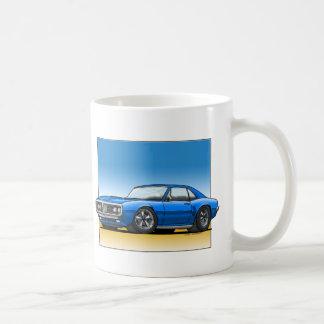 68_Firebird_BLUE Coffee Mugs