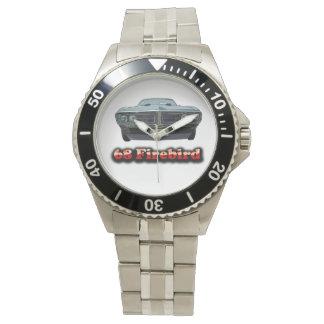 68 Firebird Classic Stainless Steel Watch