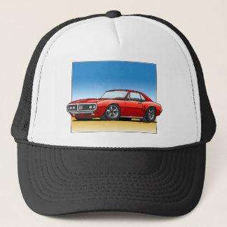 68 Firebird RED Trucker Hat