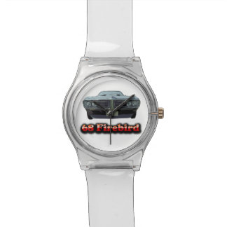 68 Firebird Silver May28th Watch