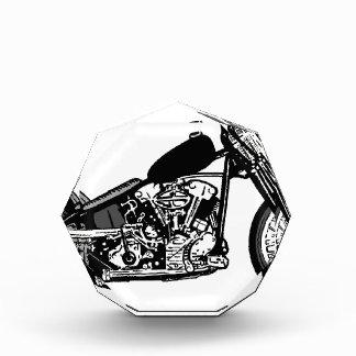 68 Knuckle Head Motorcycle Award