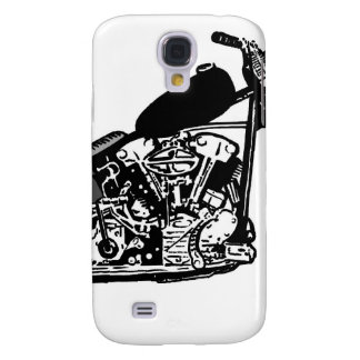 68 Knuckle Head Motorcycle Samsung Galaxy S4 Covers