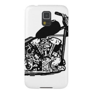 68 Knuckle Head Motorcycle Galaxy S5 Case
