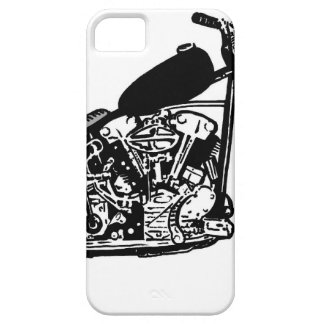 68 Knuckle Head Motorcycle iPhone 5 Cases