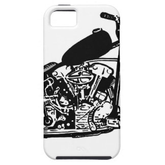 68 Knuckle Head Motorcycle iPhone 5 Cover