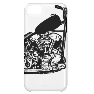 68 Knuckle Head Motorcycle iPhone 5C Cover