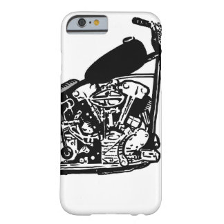 68 Knuckle Head Motorcycle iPhone 6 Case