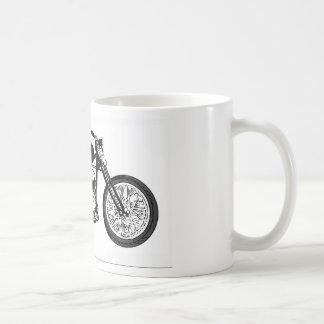 68 Knuckle Head Motorcycle Coffee Mugs