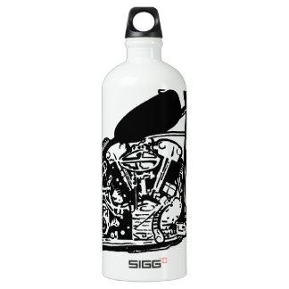 68 Knuckle Head Motorcycle Water Bottle