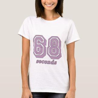 68 Seconds Pink Tee