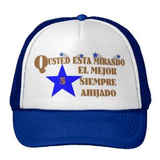 68Best  Ever 5-Star Ahijado Godson Trucker Hat