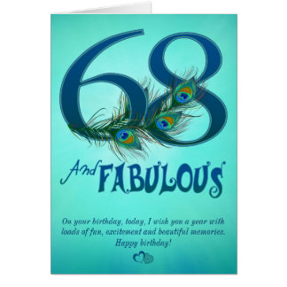 Happy 68 Birthday Images Picturesso