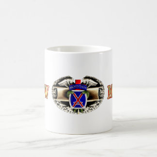68W 10th Mountain Division Coffee Mug