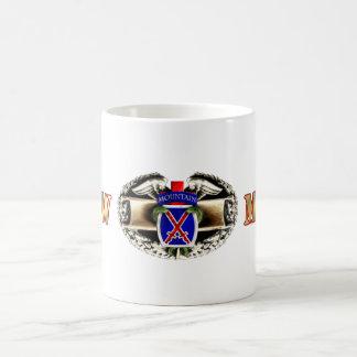 68W 10th Mountain Division Coffee Mug