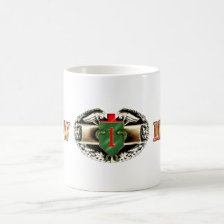 68W 1st Infantry Division Coffee Mug