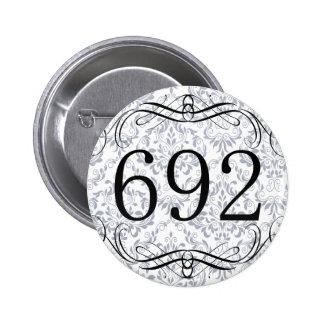 692 Area Code Button