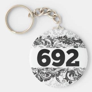 692 KEYCHAINS