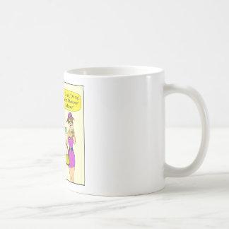 696 99 percenter told me cartoon coffee mug
