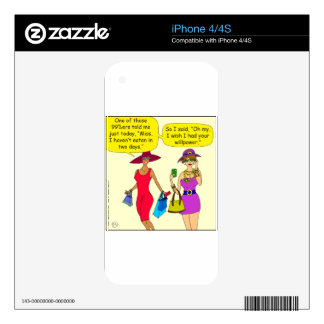 696 99 percenter told me cartoon skins for iPhone 4S