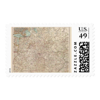 6970 Central Russia Postage