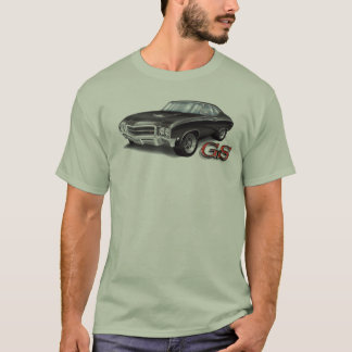 69 Buick GS en negro Playera