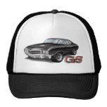 69 Buick GS in Black Trucker Hats