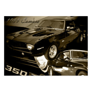 69 Camaro Business Card