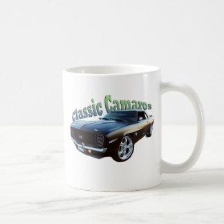 69' Camaro Classic White Coffee Mug