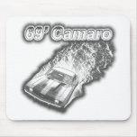 69 Camaro Mousepad