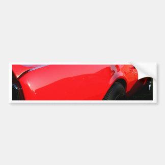 69 camaro panel car bumper sticker