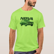 '69 Chevy Nova t-shirt